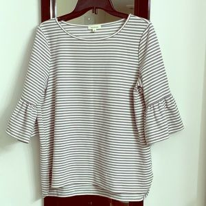 Max Studio Striped Sweater